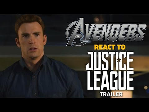 Xxx Mp4 The Avengers React To Justice League Trailer 3gp Sex