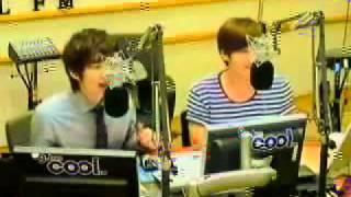 110704 Eunhyuk & Eeteuk singing 'Sexy Back' LIVE @ Sukira KTR (SUPER JUNIOR)