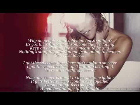 Robin Thicke - The Sweetest Love (lyrics) mp3
