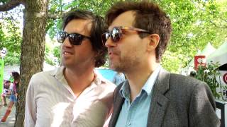 Lolla 2013 Artist Interview: Phoenix