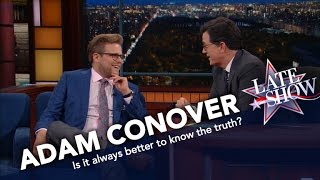 Adam Conover Is Here To Ruin Several Things