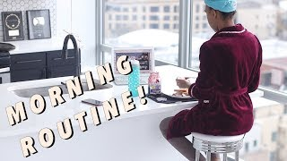 My Morning Routine in my New Apartment