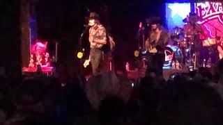 Midland Stand By Me Cover and transitions into Burn Out Live Version Live at Billy Bob's In Fort Wo