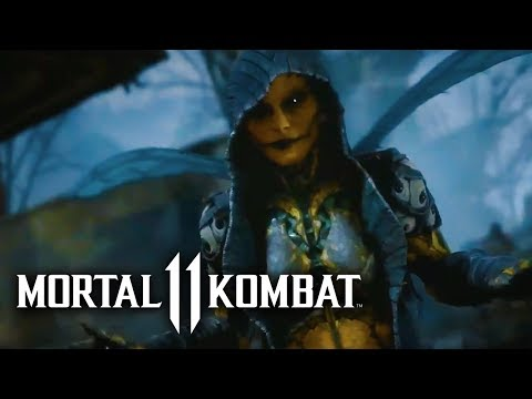 Xxx Mp4 Mortal Kombat 11 Official Kitana Amp D 39 Vorah Reveal Trailer 3gp Sex