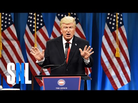 Donald Trump Press Conference Cold Open SNL