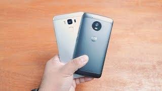 Zenfone 3 Max vs Moto G5, qual é o melhor para você? | Comparativo Brasil