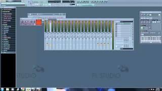 EASY Distorted 808's/Bass |FL Studio Tutorial|
