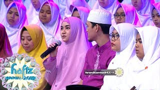 HAFIZ INDONESIA 2019 | Hijrahnya Anisa Rahma Mantan Salah Satu Anggota Cherry Bells | [7 Mei 2019]