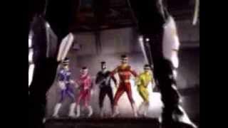 Power Rangers Memorable Moments   Psycho Rangers