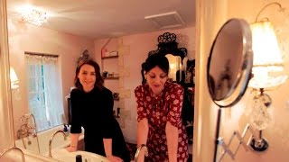 Sali Hughes: In The Bathroom with Pearl Lowe Part Two