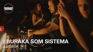 Buraka Som Sistema Boiler Room Lisboa DJ Set - Red Bull Music Academy Takeover
