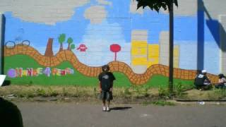 Change 4 Peace Mural