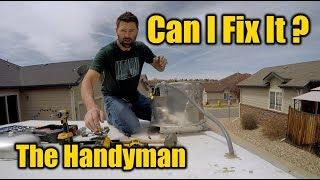 A Handyman Can Fix Anything | THE HANDYMAN |