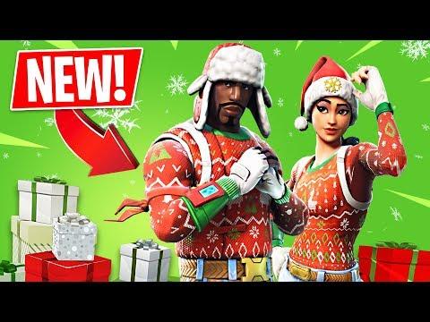 Xxx Mp4 Christmas Skins Amp Season 7 Gameplay Pro Fortnite Player 1 700 Wins Fortnite Live Gameplay 3gp Sex