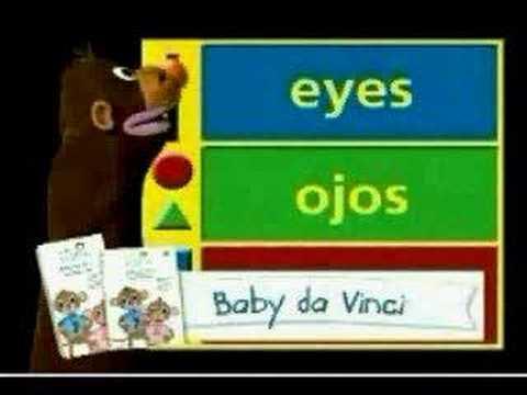 Baby DaVinci DVD Preview
