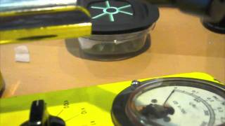 How To Calibrate A CD V-700 Geiger Counter