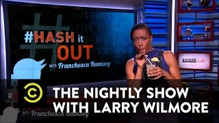 The Nightly Show - #HashItOut with Franchesca Ramsey - Piers Morgan Slams Beyonce