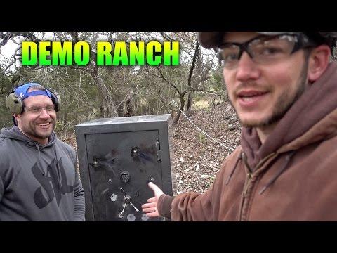 watch The Toughest Gun Safe with Furious Pete