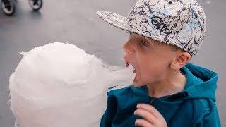 Amusement Park Fun for Kids at Gröna Lund