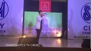 SEE YOU AGAIN -Darren Espanto Live @ SM PAMPANGA (July 12,2015)