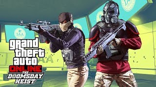 GTA 5 - THE DOOMSDAY HEIST!! (GTA 5 Online Heists)