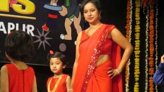 Mommy & Me Fashion Show @ Eurokids (Tolichowki) Annual Day 2016