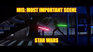 The Most Important Scenes in Star Wars (MIS Episode 1)