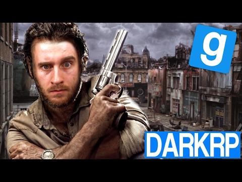 SURVIVRE DANS L'APOCALYPSE ! ☢️💀 - Garry's Mod DarkRP