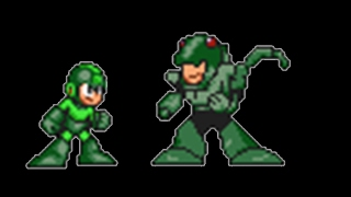 Megaman 3 - Snake Man(Mega Man 7 Remake)Revised