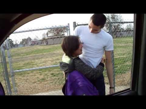Big brother surprises little sister after not seeing her for 3 years!!!