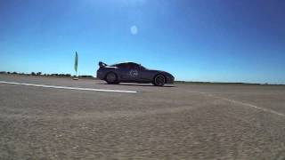 Alpha Omega Vs 1100hp Supra: Round 1 of TI King of the Streets