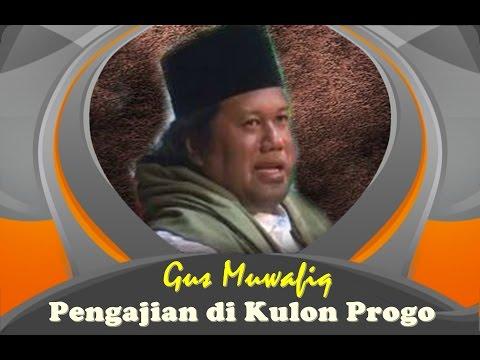 Gus Muwafiq - Pengajian di Kulon Progo