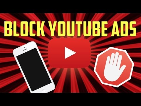Block Youtube Ads iPhone
