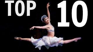 Top 10 Las Mejores bailarinas de ballet en el mundo / the best ballet ballerina