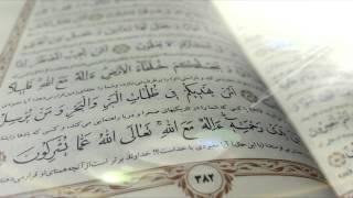 تلاوت قرآن- جزء 19- قاری:آقایی - تحدیر سریع