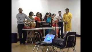 Jedin Sunil Jolodhi Sanskriti Winnipeg 2012