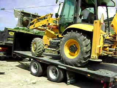 JCB 3cx Ted 2005 TABL