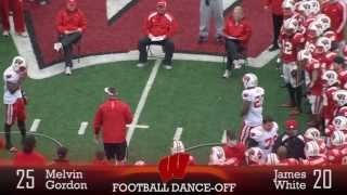 Wisconsin Football Dance-Off (2013)