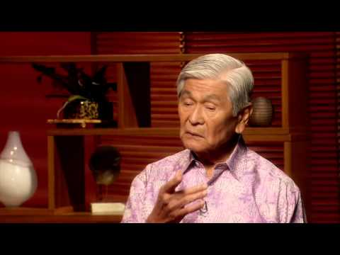 LONG STORY SHORT WITH LESLIE WILCOX: George Ariyoshi - Shaping the Future   PBS Hawaiʻi