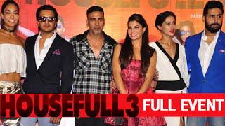 Housefull 3 Movie Full Event Trailer Launch