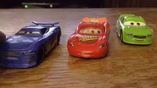 Cars 3 Lightning McQueen's Crash Stop Motion Full V2