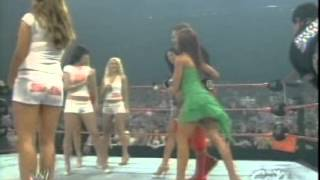 2005 04 25 RAW   Christy Hemme, Stacy Keibler, Candice Michelle, and Maria Promo