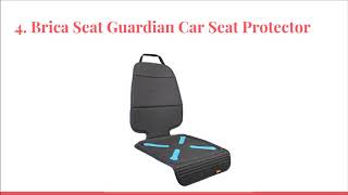 Top 10 Best Car Seat Protectors in 2018 - DtopList