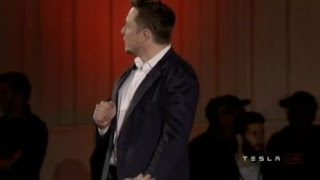 Tesla Model 3 Customer Handover Event