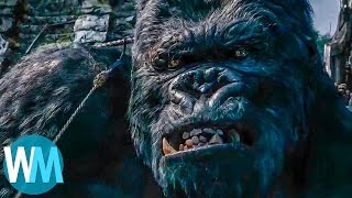 Top 10 TERRIFYING Giant Movie Monsters