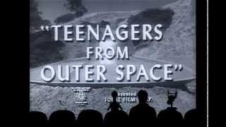 MST3K - 404 - Teenagers From Outer Space