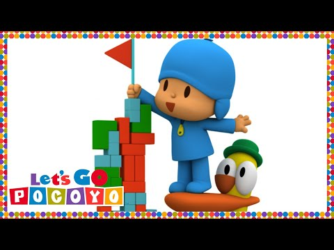 Let s Go Pocoyo The Amazing Tower Episode 17 in HD