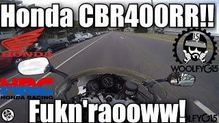 CBR400RR!! - Middleweight Fireblade