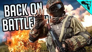 BACK ON BATTLEFIELD 4 - BF4 Gameplay Highlights