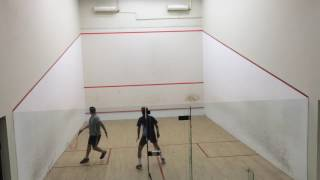 Ranking match between Shoaib and Faisal Nisar - Game 1 Part 2